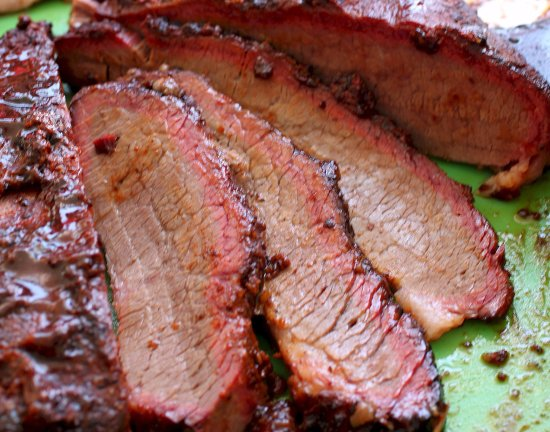 Fruitland Park, FL: Beef Brisket - So tender