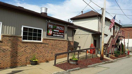 P&H Family Pizza in Pennsboro, WV.