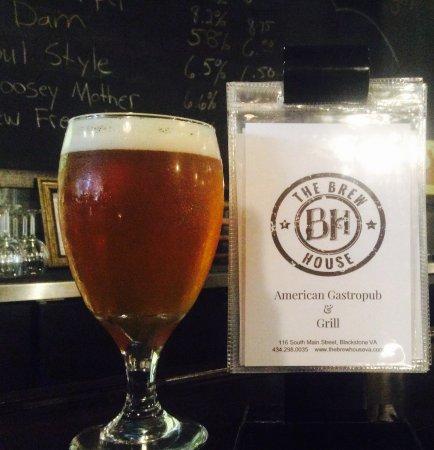 Blackstone, VA: Craft beer