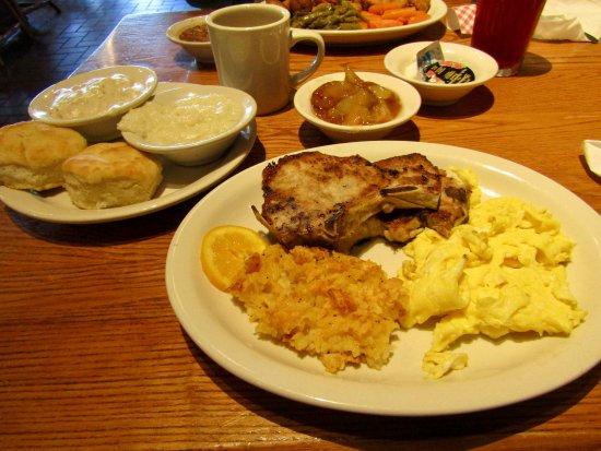 Battle Creek, MI: Pork chops