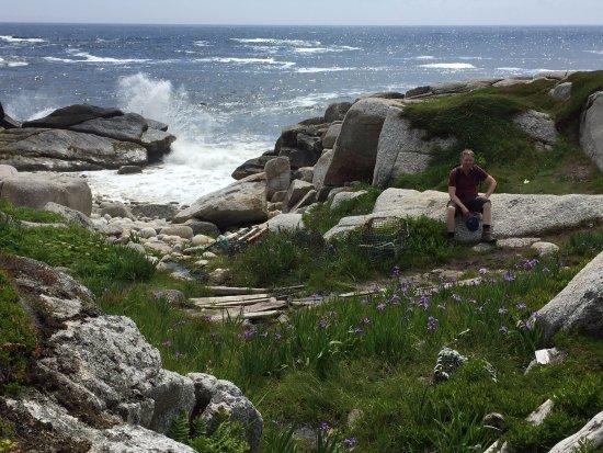Prospect, Kanada: Fresh salt air and beautiful scenery!