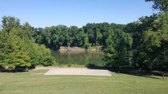 Cedar Creek, TX: Few from outdoor event space