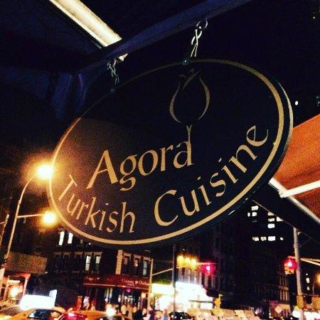 Agora Restaurant, Nueva York - Upper East Side - Fotos, Número de ...