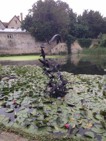 Belmond Le Manoir aux Quat'Saisons: Pond