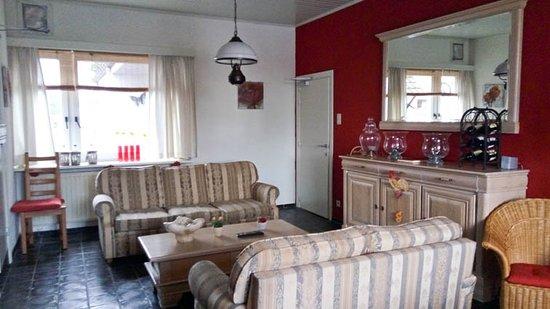 Beringen, Belgium: sitting room