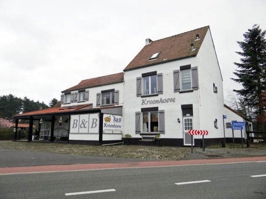 Beringen, Belgium: the hotel