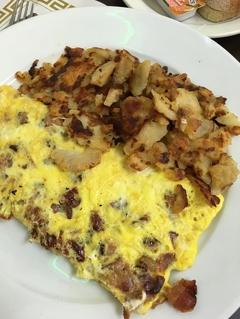 East Brunswick, Nueva Jersey: Breakfast Omellette