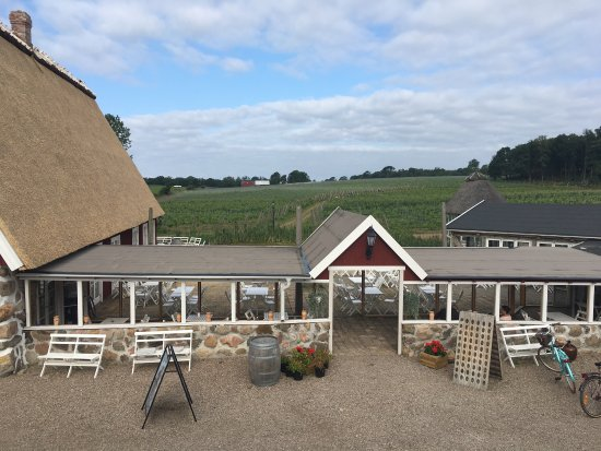 Arild, Sweden: Lovely place! Great food.
