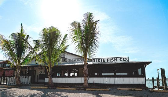 Dixie fish co fort myers beach restaurant reviews for Dixie fish company
