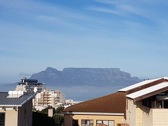 Bloubergstrand, جنوب أفريقيا: Widok z okna