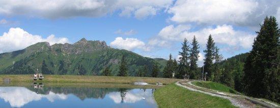 Dorfgastein, Αυστρία: spiegelsee