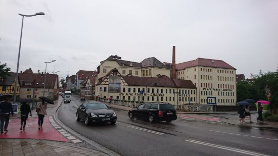Stein, Germany: The Factory