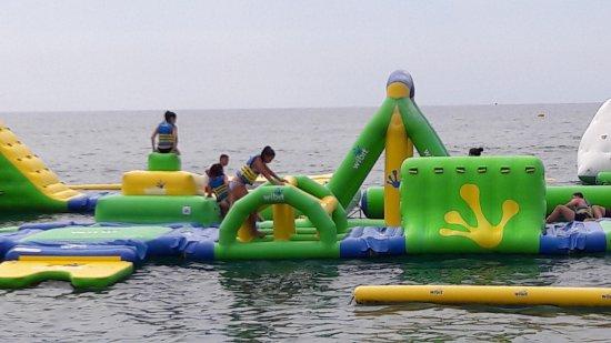 Playa AquaPark Santa Susanna
