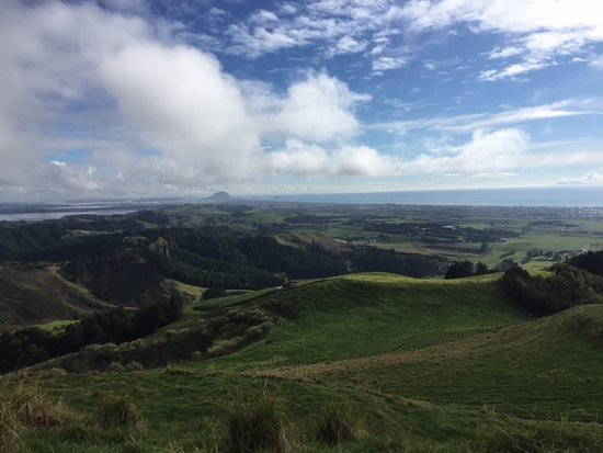 Papamoa, New Zealand: One of many views
