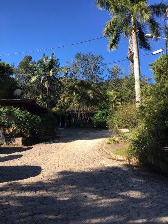 Monte Alegre do Sul, SP : Entrada