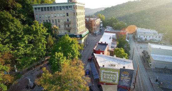 Balcony Bar And Restaurant Eureka Springs