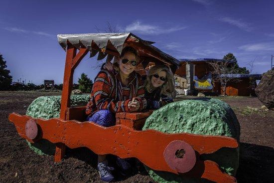 Williams, AZ: mood of transportation :-)