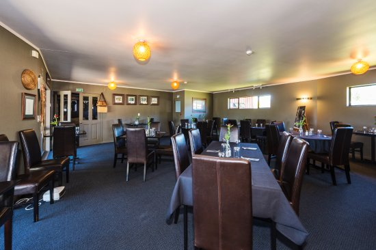 Turangi, New Zealand: restaurant