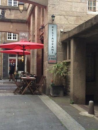 Sabaidy cuisine d 39 asie saint malo - Cours de cuisine saint malo ...