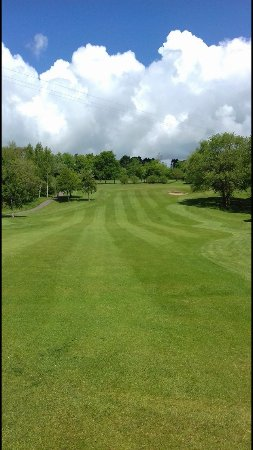 Milford Haven, UK: 14th Hole - The Orchard