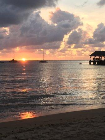 Hanalei Pier : Sublime Sunset