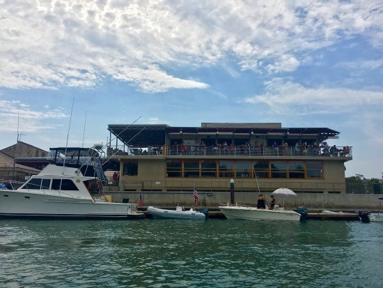 We Watermans Harbor A Lovely Waterfront Restaurant Fun Place