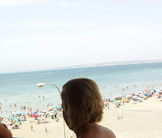 Santa Pola, إسبانيا: Playa Lisa