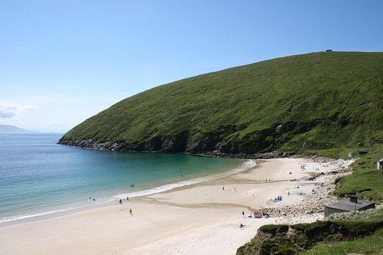 Achill Island, ไอร์แลนด์: blue!