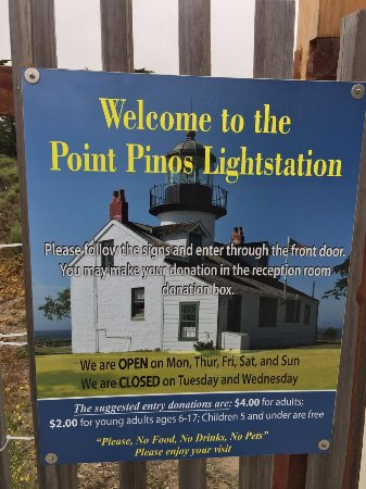 Point Pinos Lighthouse 3