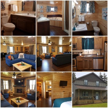 Fairways Cottages: #24- our new Vacation Home build was completed May 2017; 3 bdrm/3bthrm 1800 sq. feet