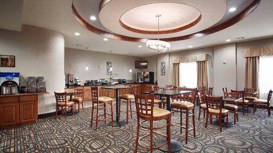 Forest Hill, TX: Breakfast Area
