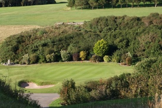 Milford Haven, UK: 16th Hole - The Gales