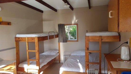 Takaka, Nouvelle-Zélande : Cabins