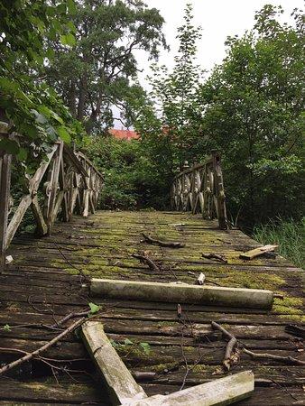 Tranekaer Slot: smukt forfald