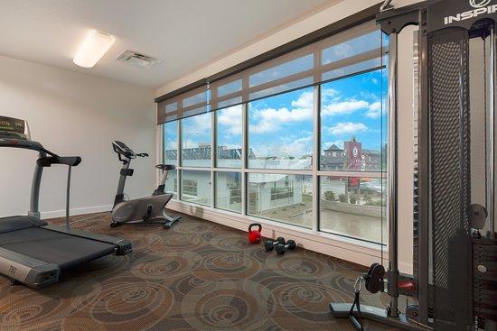 Kelowna Inn & Suites: Fitness Center