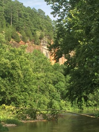 Creekbluffs behind the campground picture of red bluff red bluff campground creekbluffs behind the campground sciox Images