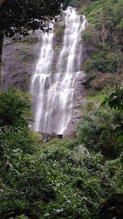 Kuttikkanam, India: Big Waterfall