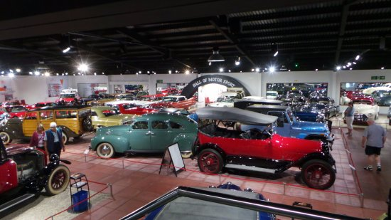 Sparkford, UK: Great selection of motor vehicles