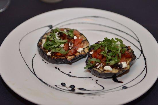 Marcello's Cucina Italiana: Eggplant Brindisi