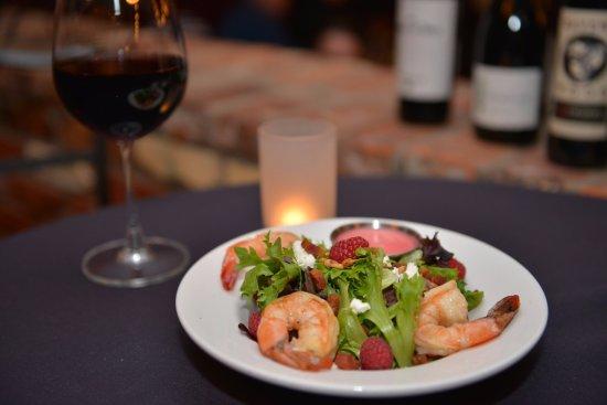 Marcello's Cucina Italiana: Insalata con Frutti with Prawns