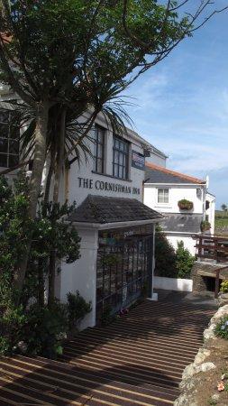 Cornishman Inn Tintagel: Cornishman Inn, Tintagel