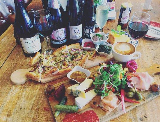 Бичено, Австралия: Lunch Brunch Munch
