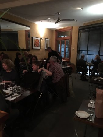 Blackheath, Australia: Fumo Restaurant  a place for fine food made by chef Joe Campbell and the team.
