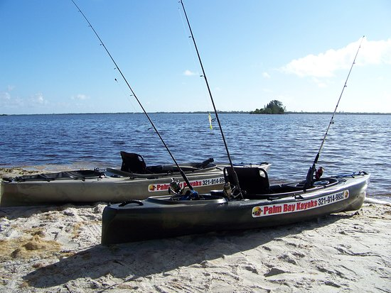 Palm Bay, FL: Our Fishing Kayaks