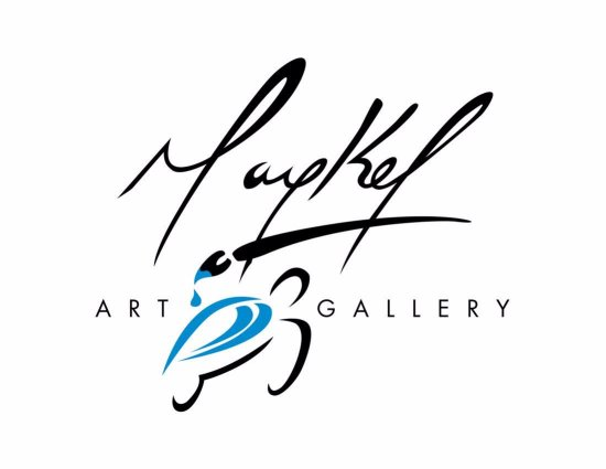 Treasure Island, FL: Maykel Art Gallery Logo