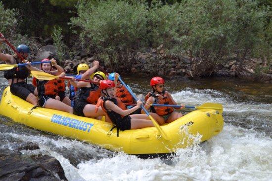 Laporte, Κολοράντο: Crusin' the Rapids