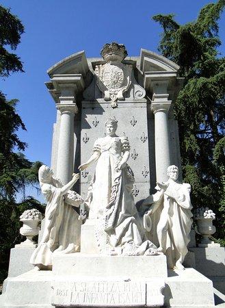 Monumento a la Infanta Isabel Borbon