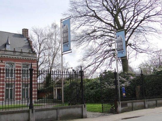 Turnhout, Belgien: the gate