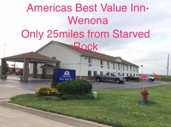 Wenona, IL: Just 20 Min.  away from Starved Rock