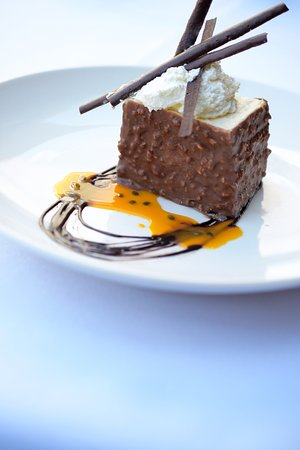 Parkway Grill: Chocolate Passion Dessert